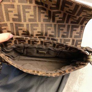 Fendi Bags - Almost like new Fendi small shoulder bag